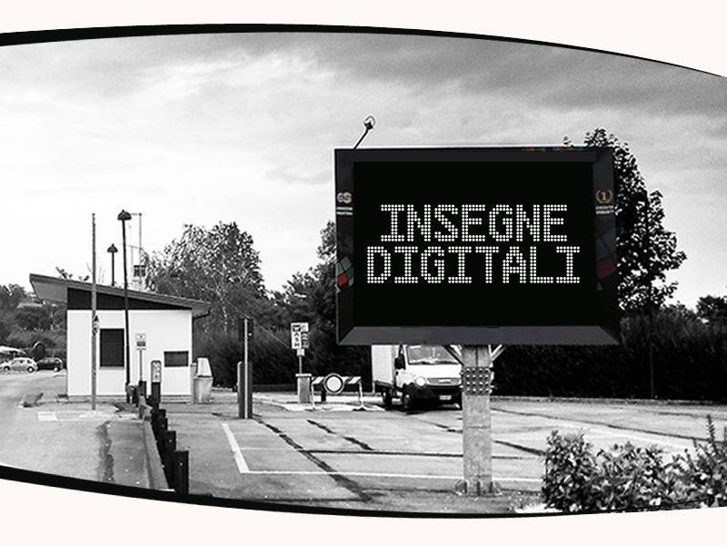 Offerta realizzazione schermi digitali pubblicitari - Promozione distribuzione insegne digitali