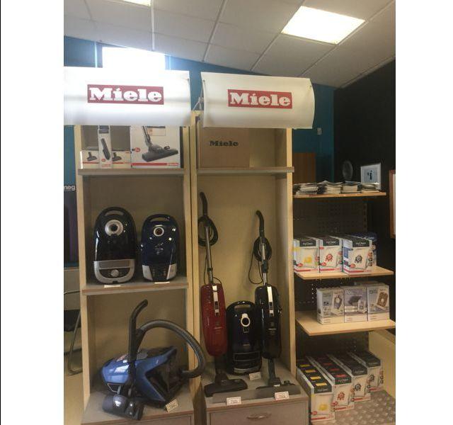 Offerta riparazione Aspirapolveri Miele-Promozione vendita sacchetti per aspirapolvere Legnago