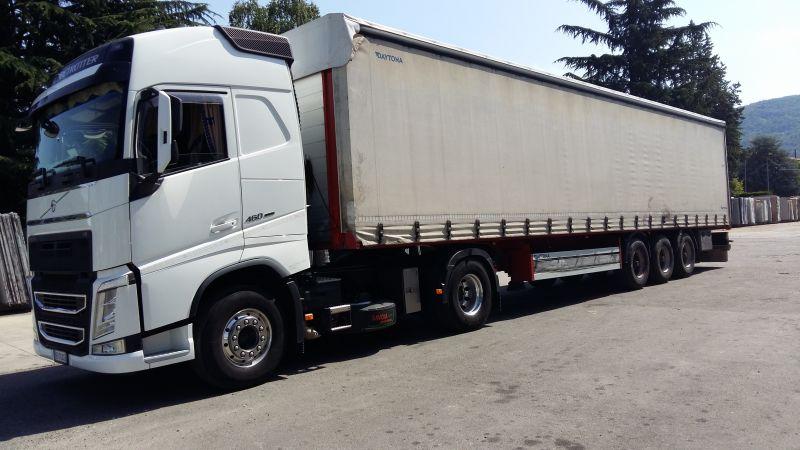 Offerta Trasporto merci in Trentino - Promozione trasporti marmi e graniti in Trentino