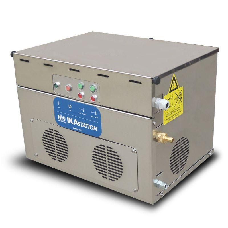Offerta Idropulitrice a basso consumo d'acqua - Ad acqua calda a riscaldamento elettrico