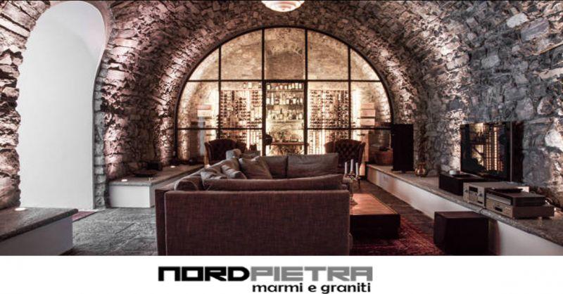 Offerta muri e rivestimenti in pietra Como - occasione rivestimenti marmo Como NORD PIETRA