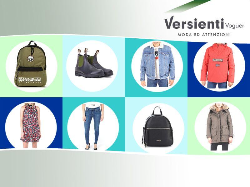 Offerta Abbigliamento on line - Promozione Accessori on line - Versienti Voguer
