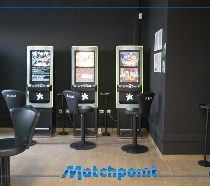 Offerta Servizio Slot Machine Torino - Promozione Servizi Slot Machine -  Sisal Match Point