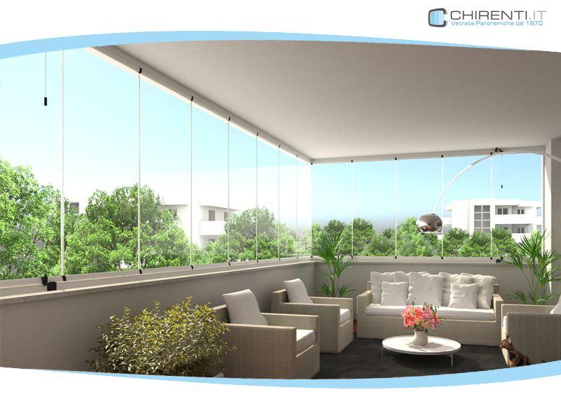 Offerta produttore vetrate panoramiche - Promozione produzione vetrate scorrevoli - Chirenti