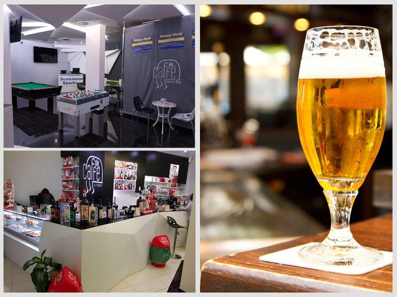 Offerta tavola calda bar Buccino - Promozione Sala slot Bliardo Buccino - Folle Caffè