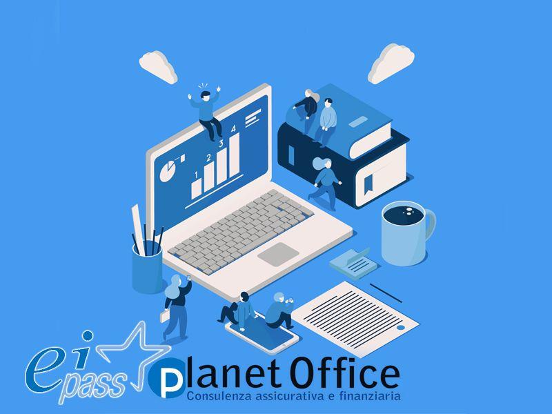 Offerta Corsi Eipass internazionali - Promozione Corsi informatici Eipass Planet Office
