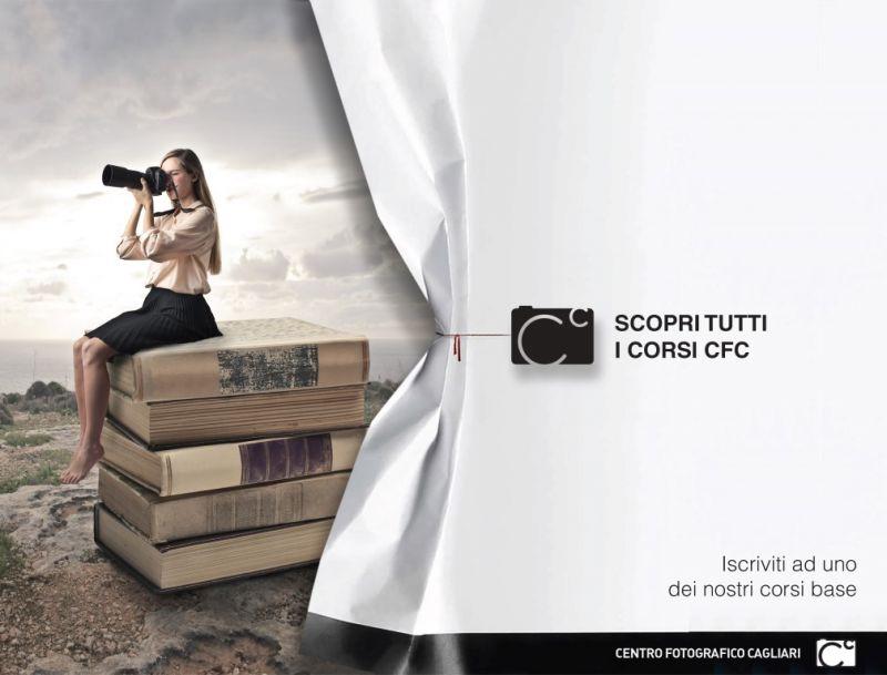 OFFERTA CORSI DI FOTOGRAFIA 2018 - CENTRO FOTOGRAFICO CAGLIARI DI CRISTIAN CASTELNUOVO