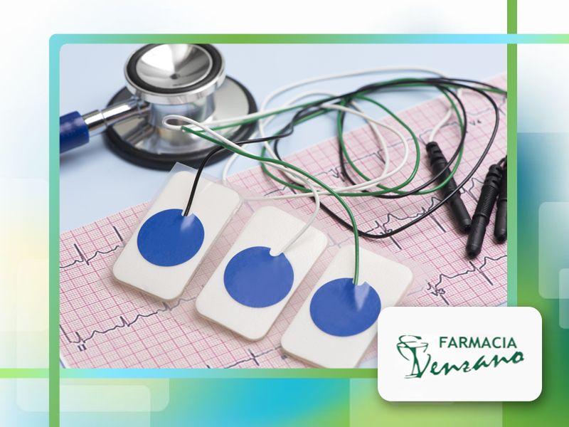 offerta elettrocardiogramma referto immediato - elettrocardiogramma uso sportivo farmacia