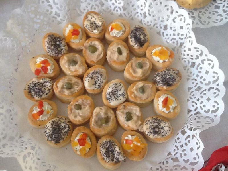 Offerta preparazione buffet per battesimi Badia Calavena - Offerta Rinfreschi cerimonie Verona