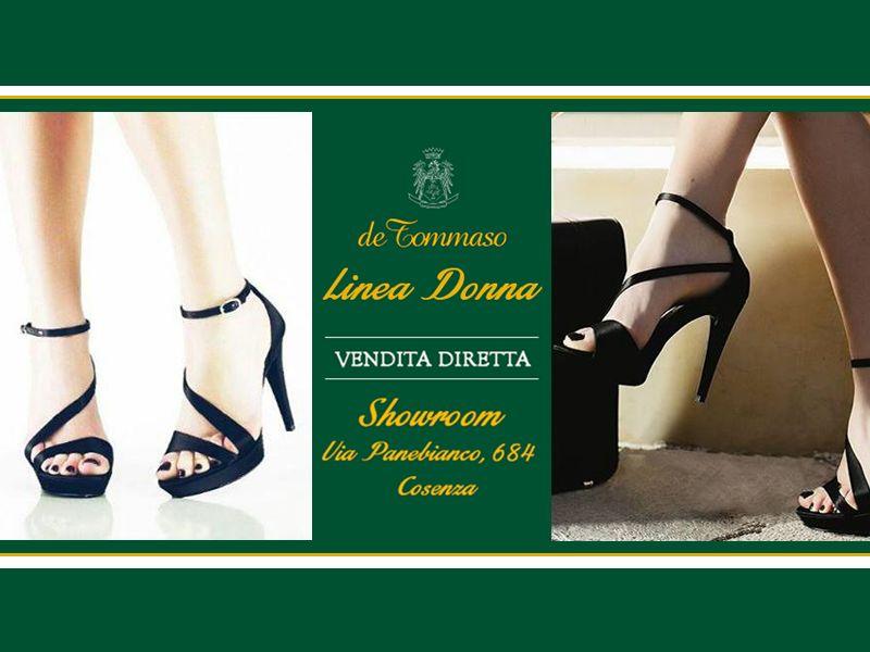 De Tommaso Calzature - Offerta Calzature da Donna - Occasione Calzature Artigianali da Donna