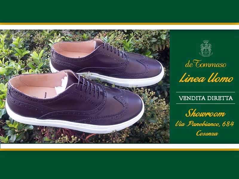 De Tommaso Calzature - Offerta Calzature Artigianali da Uomo - Occasione calzature da Uomo