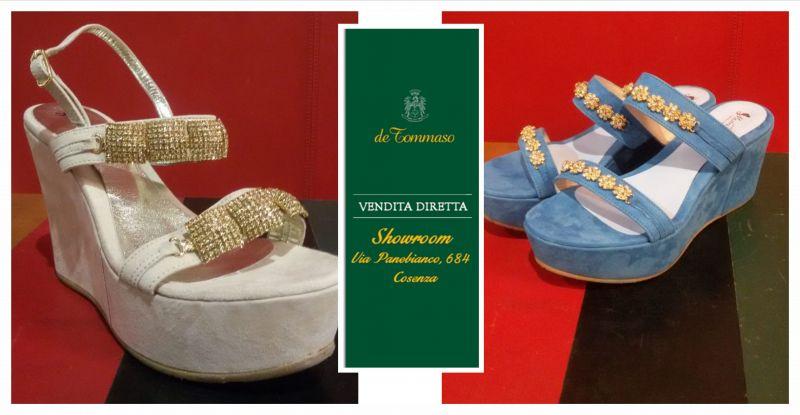 De Tommaso Calzature - Offerta Calzature Artigianali da Donna - Occasione calzature da Donna
