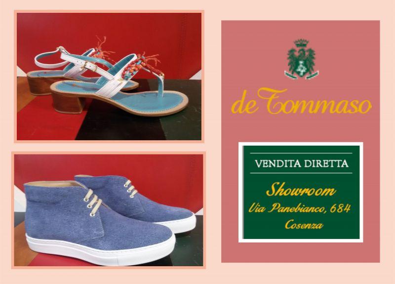 De Tommaso Calzature - occasione calzature artigianali  - promozione scarpe artigianali