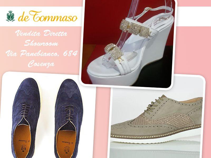 De Tommaso Calzature - Offerta Calzature Artigianali da Uomo - Occasione calzature da Donna