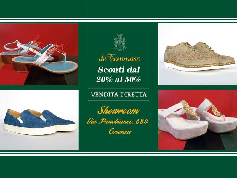offerta saldi calzature artigianali uomo - occasione scarpe artigianali donna