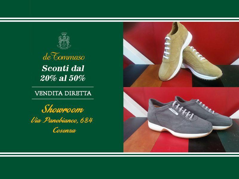 offerta scarpe artigianali uomo donna - promozione saldi scarpe eleganti uomo donna