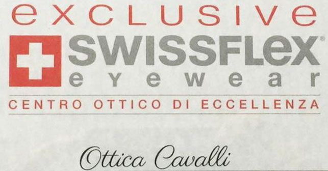 offerta vendita occhiali da vista Swissflex - occasione vendita occhiali di marca Swissflex