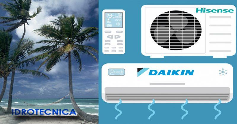 offerta climatizzatore Daikin chiavi in mano - occasione installazione climatizzatore Roma