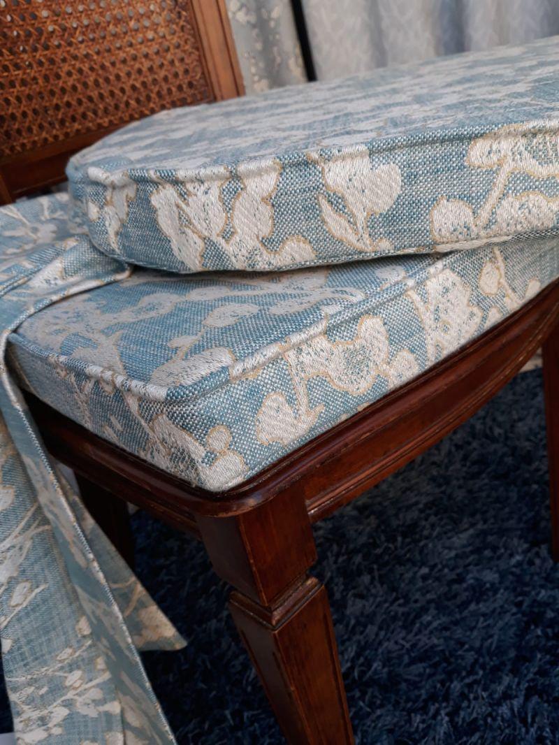 rivestimento sedie poltrone divani battipaglia salerno