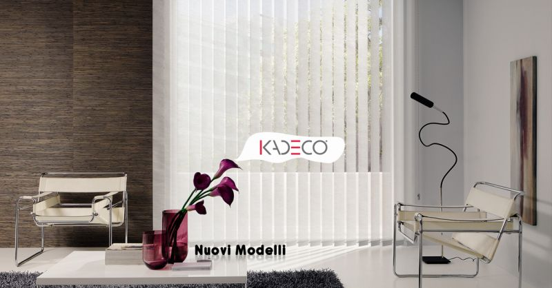 Offerta vendita tende a rullo Kadeco - Promozione distribuzione tende per la casa stile moderno