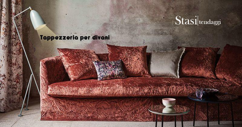 Offerta servizio rivestimento divani stile moderno - Promozione tappezzeria per poltrone