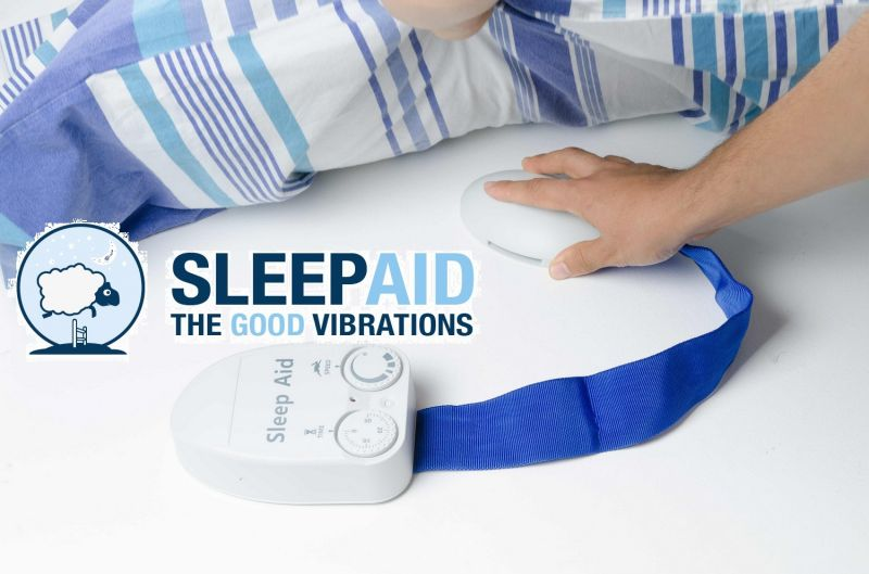 SleepAid offerta vibromassaggiatore - Offerta vendita elettrostimolatore benessere made italy