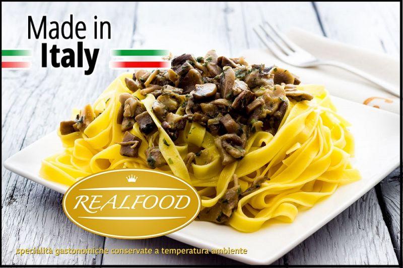 REALFOOD OFFERTA VENDITA SPECIALITA' GASTRONOMICHE ITALIANE -PROMOZIONE PIATTI TIPICI ITALIANI
