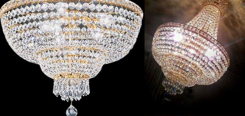 Lampadari classici vendita on line - Offerta