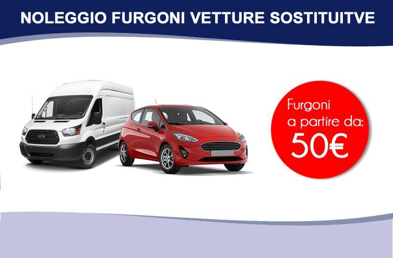 Offerta Veicolo a Noleggio Cambiano - Promozione noleggio furgoni Cambiano - Stecla Rent