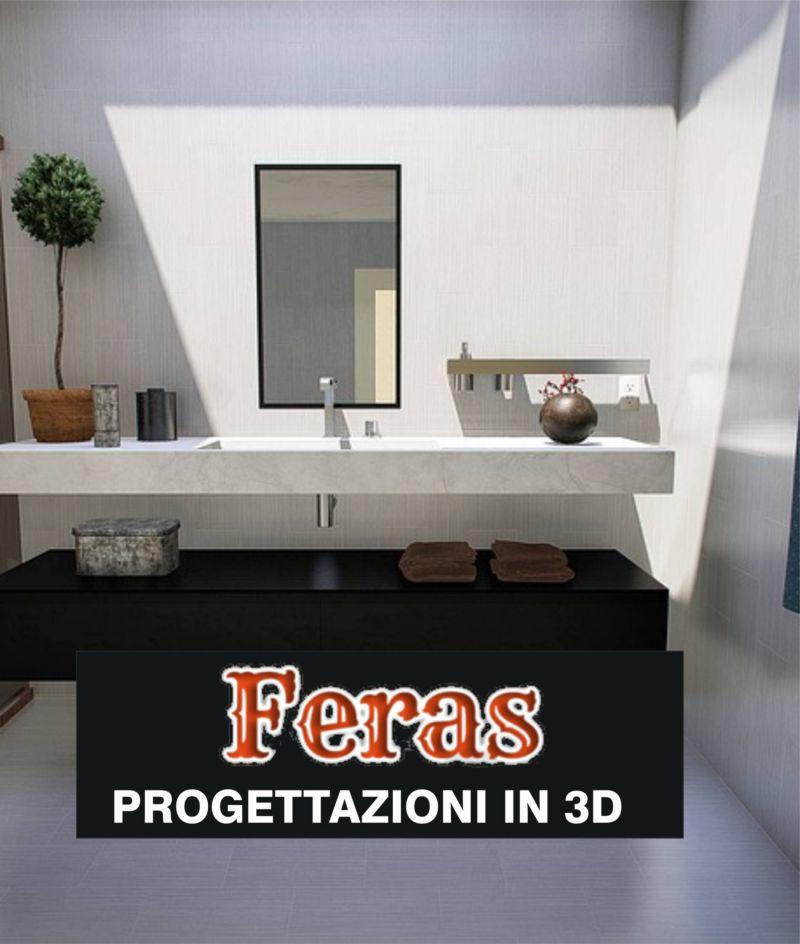 offerta progettazione arredamenti in 3D - occasione progettazione tridimensionale arredo