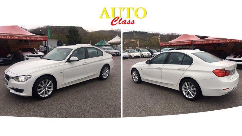 Offerta Vendita BMW 320 Serie 3 Atena Lucana - Promozione distribuzione BWW Auto Class