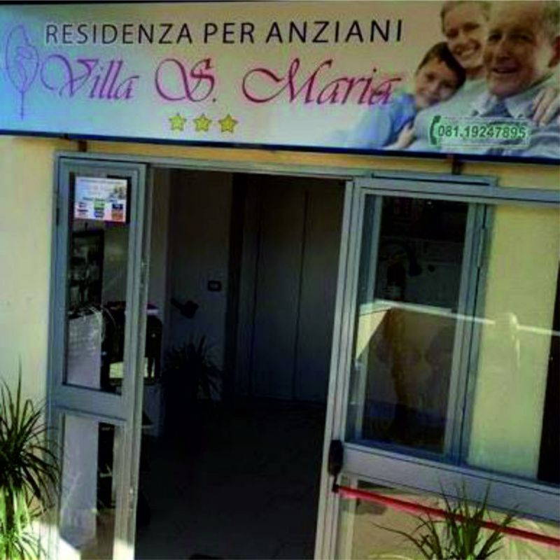 offerta casa di riposo a quarto napoli - promozione residenza per anziani a quarto napoli