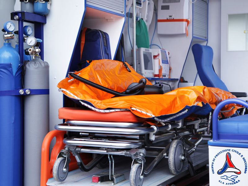 Offerta Servizio Trasporto Degenti - Promozione servizio spostamento malati