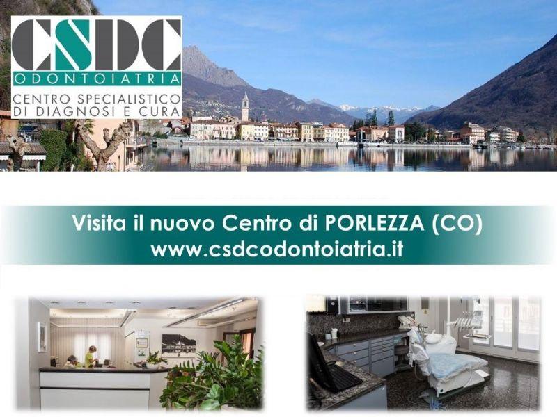 Offre visite gratuite centre dentaire Porlezza - Promotion hygiène cabinet de dentiste