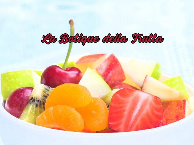 Offerta vendita vaschette di frutta - Promozione distribuzione vaschette frutta fresca