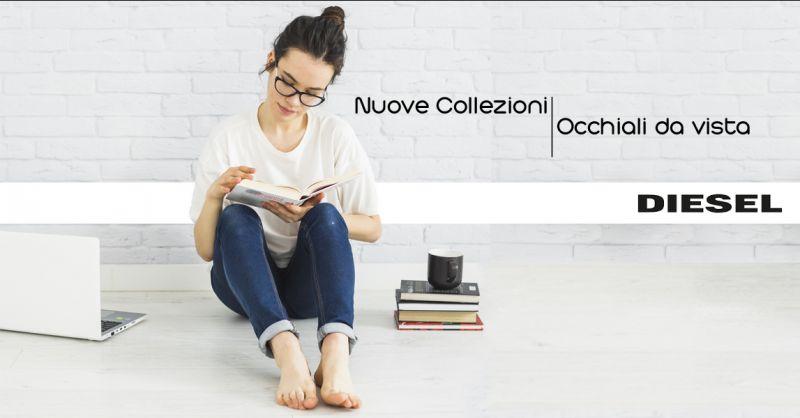 Offerta vendita e distribuzione occhiali Diesel uomo donna a Treviso - Foto Ottica Mauro