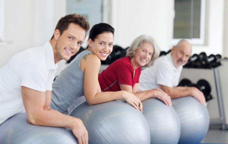GINNASTICA CORRETTIVA / Palestra Wellness Evolution a Imperia