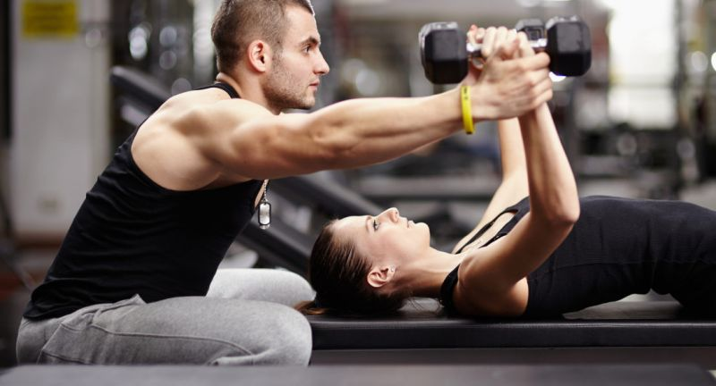 PERSONAL TRAINER / Palestra Wellness Evolution a Imperia