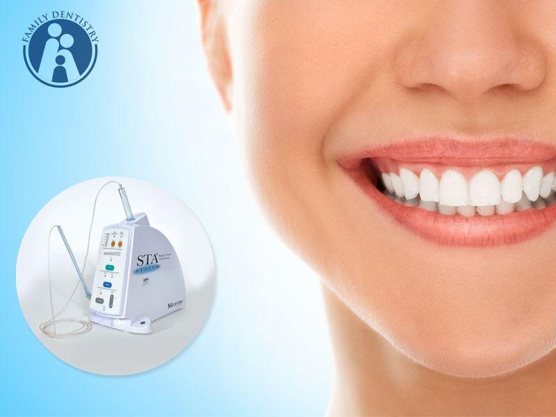 Offerta servizio anestesia dentale computerizzata - Promozione anestesia indolore