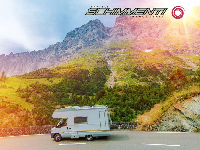 Offerta servizio riparazione Camper -  Promozione servizio professionale riparazione furgoni