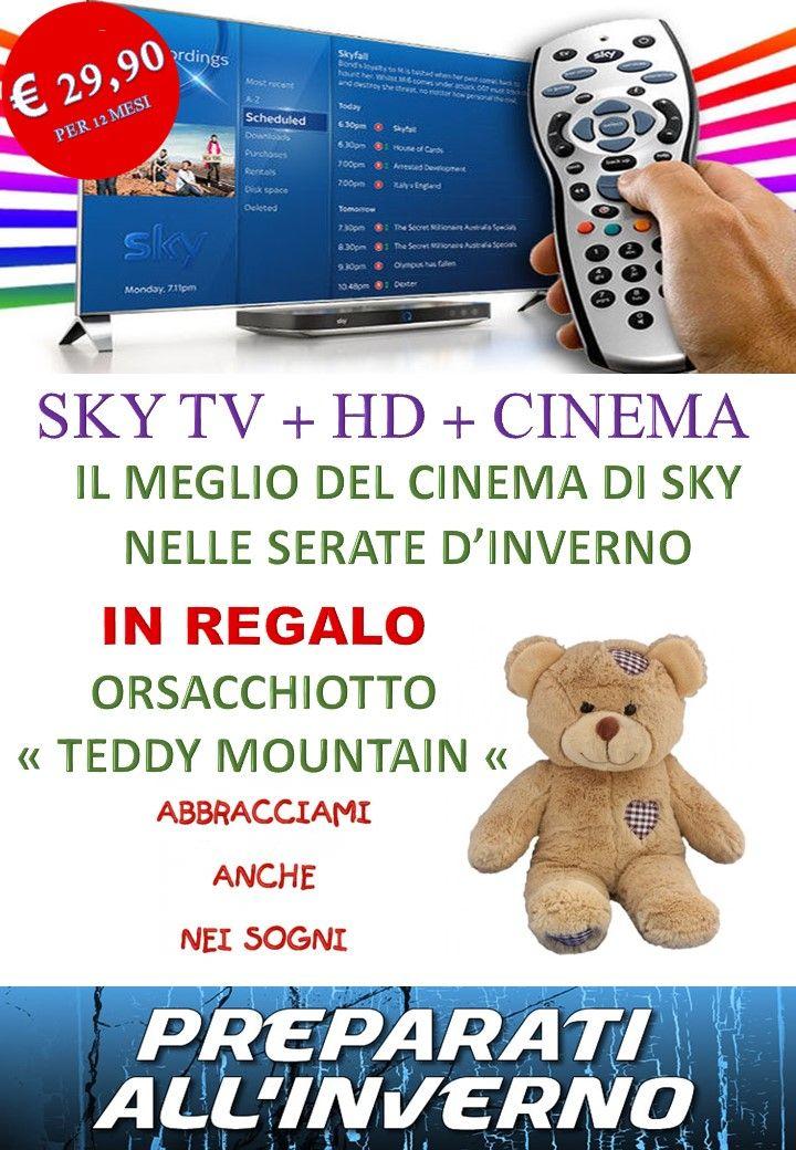 COMILAZIO OFFERTA servizio abbonamento SKY - Occasione vendita servizi promozioni SKY Roma