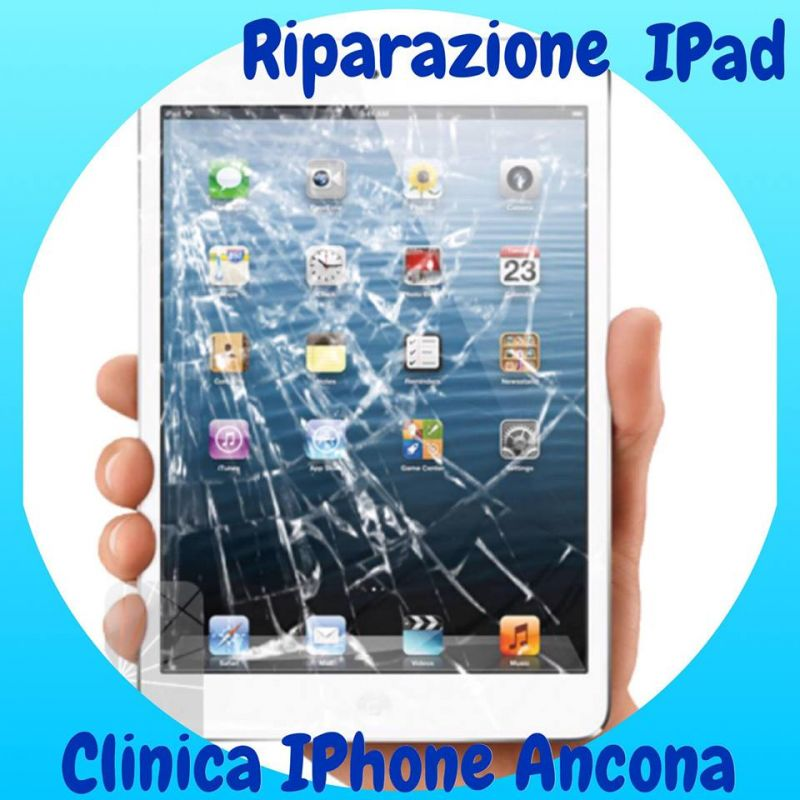 DISPLAY IPAD CIVITANOVA MARCHE
