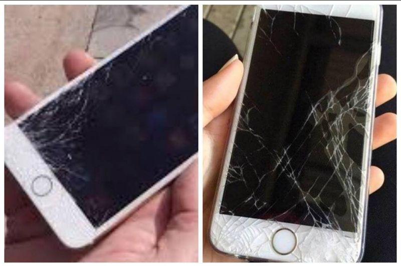 sostituzione vetro iphone loreto