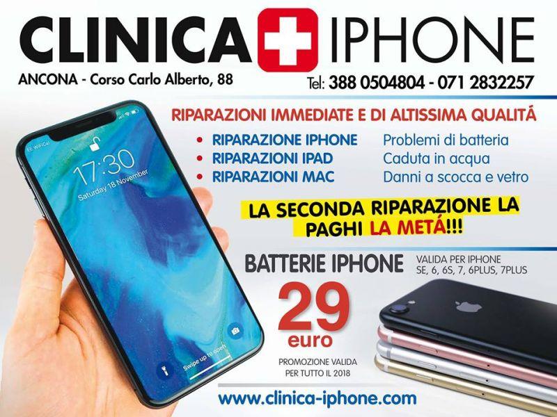 RIPARAZIONE IPHONE SENIGALLIA