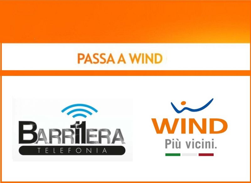 TELEFONIA BARRIERA11 offerte speciali passa a wind - promozioni operator attack wind TRIESTE