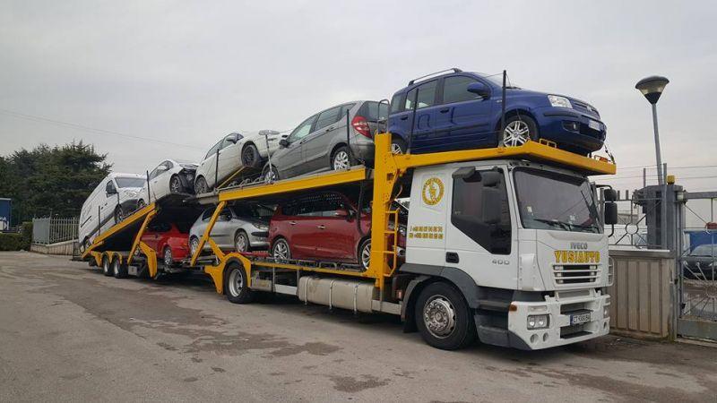 Offerta servizio vendita di auto usate - Occasione Promozione trasporto automobili usate Verona