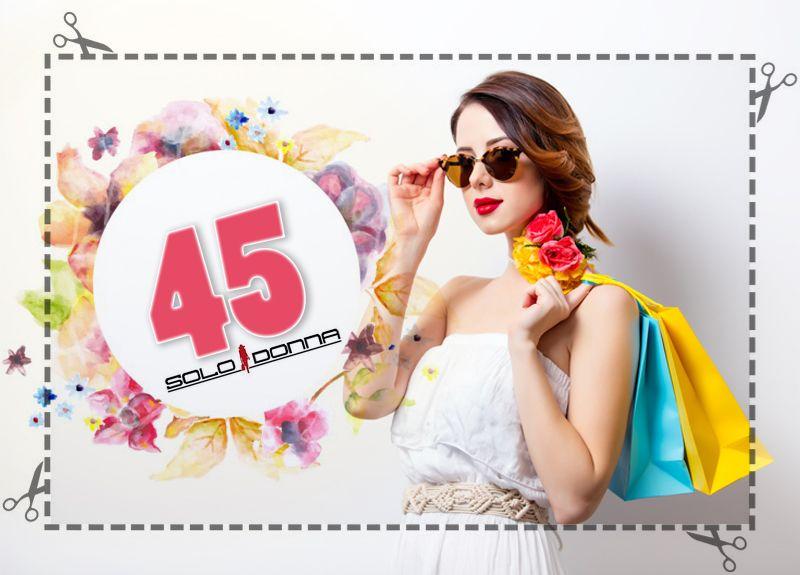 Offerta Vendita Abbigliamento Donna Primavera Estate 2018 a Taranto - Solo Donna