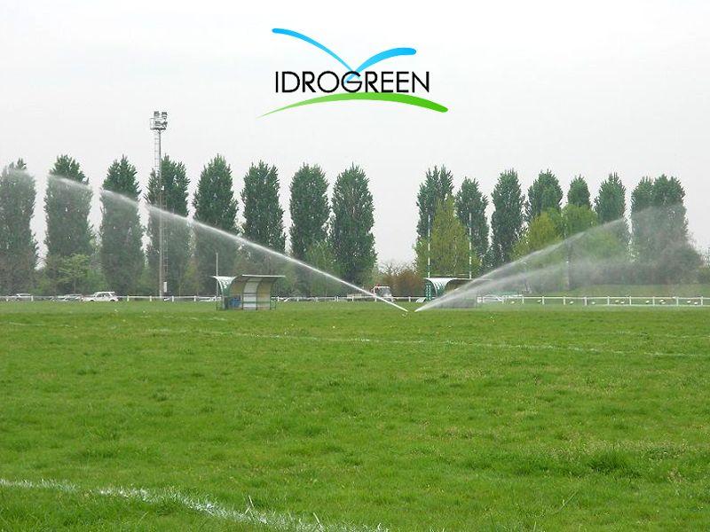 Offerta Realizzazione impianti di irrigazione campi sportivi nel Veneto - Idrogreen