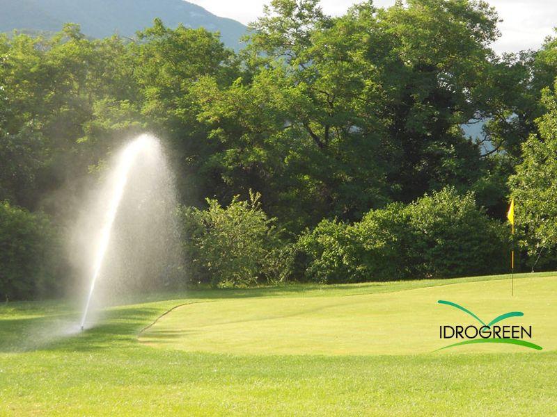 Offerta servizio manutenzione impianto di irrigazione - Idrogreen