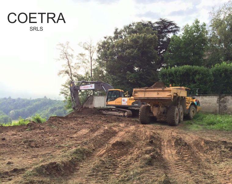offerta recupero riempimento aree agricole-promozione recupero aree forestali terreno da scavo